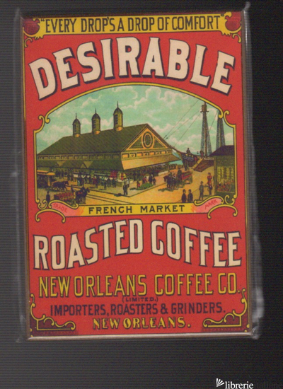OLD PUBBLICITA' DESIRABLE ROASTED COFFEE - AAVV
