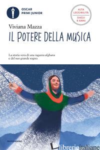 POTERE DELLA MUSICA. EDIZ. AD ALTA LEGGIBILITA' (IL) - MAZZA VIVIANA