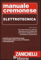 MANUALE CREMONESE DI ELETTROTECNICA - CREMONESE