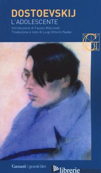 ADOLESCENTE (L') - DOSTOEVSKIJ FEDOR; NADAI L. V. (CUR.)