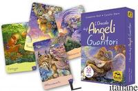 ORACOLO DEGLI ANGELI GUARITORI. CON 50 CARTE (L') - WALL JOSEPHINE; STERN CAROLIN