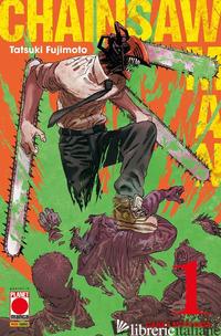 CHAINSAW MAN. VOL. 1: CANE E MOTOSEGA - FUJIMOTO TATSUKI