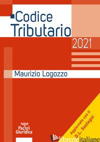 CODICE TRIBUTARIO 2021 - LOGOZZO MAURIZIO