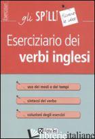 ESERCIZIARIO DEI VERBI INGLESI - ZAMBONINI ANTHONY J.