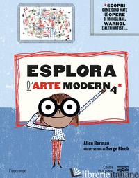 ESPLORA L'ARTE MODERNA - HARMAN ALICE