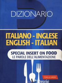 DIZIONARIO INGLESE. ITALIANO-INGLESE, INGLESE-ITALIANO - INCERTI CASELLI L. (CUR.); CENNI F. (CUR.); FINO A. (CUR.)