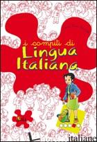 COMPITI DI LINGUA ITALIANA. PER APPROFONDIRE. PER LA 4ª CLASSE ELEMENTARE (I) - GANDOLFI ANNA MARIA