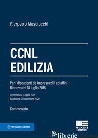 CCNL EDILIZIA - MASCIOCCHI PIERPAOLO