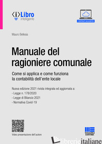 MANUALE DEL RAGIONIERE COMUNALE - BELLESIA MAURO