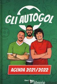 AGENDA 2021-2022 - GLI AUTOGOL