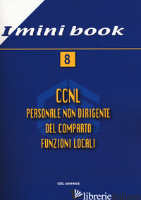 CCNL. PERSONALE NON DIRIGENTE DEL COMPARTO FUNZIONI LOCALI -