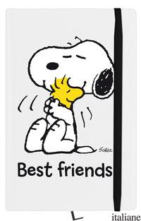PEANUTS. BEST FRIENDS (TACCUINO) - SCHULZ CHARLES M.