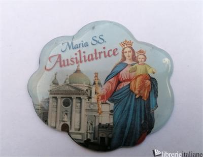 MARIA AUSILIATRICE/SANTUARIO MAGNETE NUVOLA CM 5X4,5 -