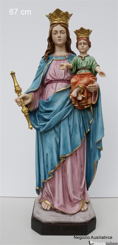 MARIA AUSILIATRICE CM.60 - COLORATA -