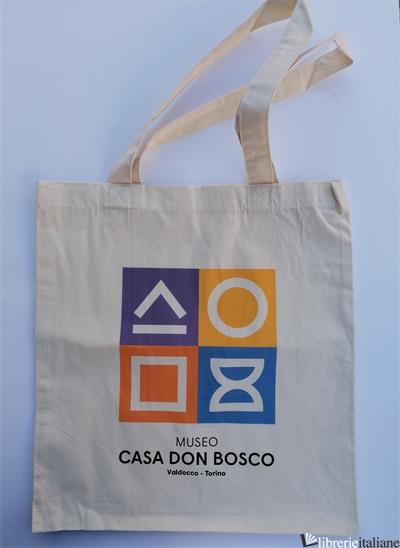 SHOPPER MUSEO CASA DON BOSCO CM 41,5X 40 -