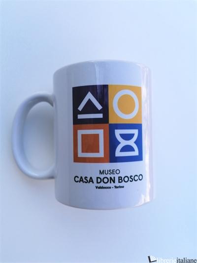 MUG MUSEO CASA DON BOSCO  CM 9,5 -