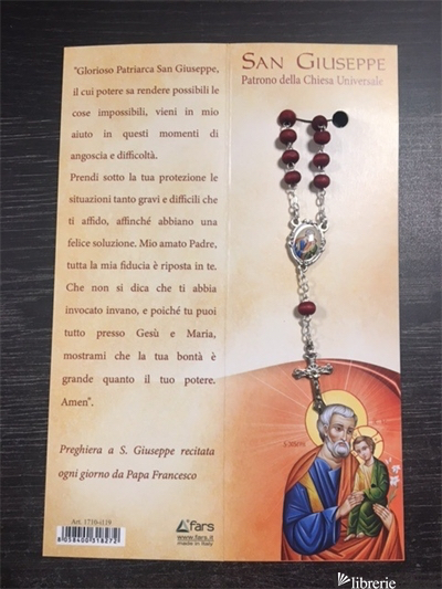 DECINA PROFUMATA SAN GIUSEPPE IN CONFEZIONE -