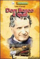 DON BOSCO E' QUI! - GANGI LEO