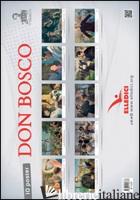 DON BOSCO. CARTELLINA CON 10 POSTER - MUSIO NINO