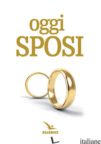 OGGI SPOSI - BOCCI VALERIO
