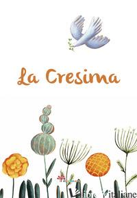 CRESIMA (LA) - GIORDANO ELENA