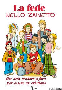 FEDE NELLO ZAINETTO (LA) - CAMPUS PAOLINO