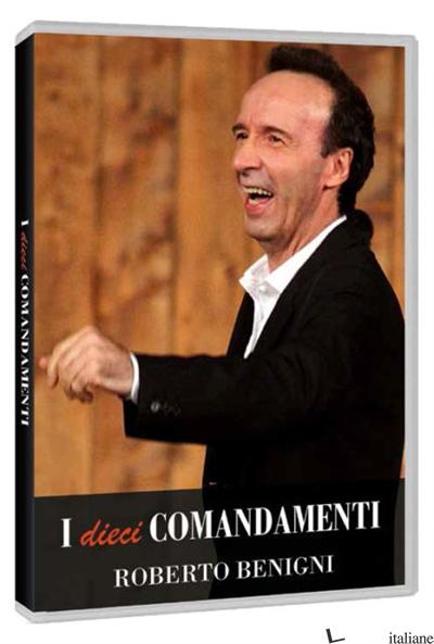 DIECI COMANDAMENTI. DVD (I) - ROBERTO BENIGNI