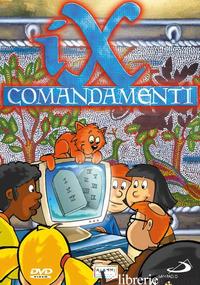 X COMANDAMENTI. DVD (I) - MANFIO SERGIO