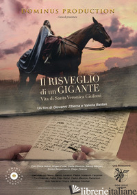 RISVEGLIO DI UN GIGANTE. VITA DI SANTA VERONICA GIULIANI. DVD-ROM (IL) -