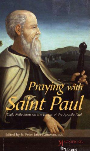 PRAYING WITH SAINT PAUL - KERRIGAN MICHAEL P