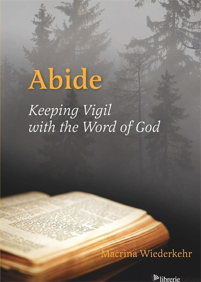 ABIDE: KEEPING VIGIL WITH THE WORD OF GOD - WIEDERKEHR MACRINA