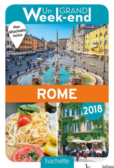 ROME 2018 - HACHETTE TOURISME
