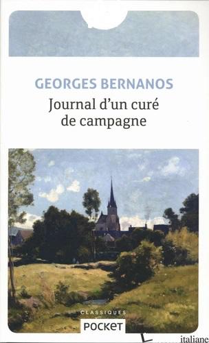 JOURNAL D'UN CURE DE CAMPAGNE - BERNANOS GEORGES