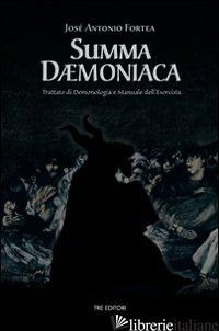 SUMMA DAEMONIACA - FORTEA J.A.