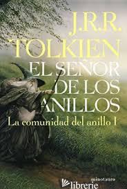 EL SENOR DE LOS ANILLOS I - TOLKIEN J. R. R