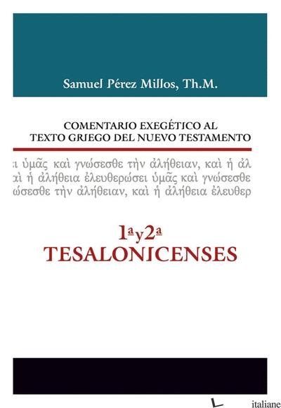 1^ Y 2^ TESALONICENSES - PEREZ MILLOS SAMUEL