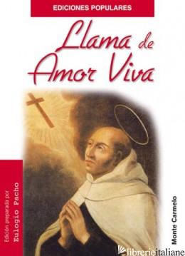 LLAMA DE AMOR VIVA - JUAN DE LA CRUZ (SAN); GIOVANNI DELLA CROCE (SAN)