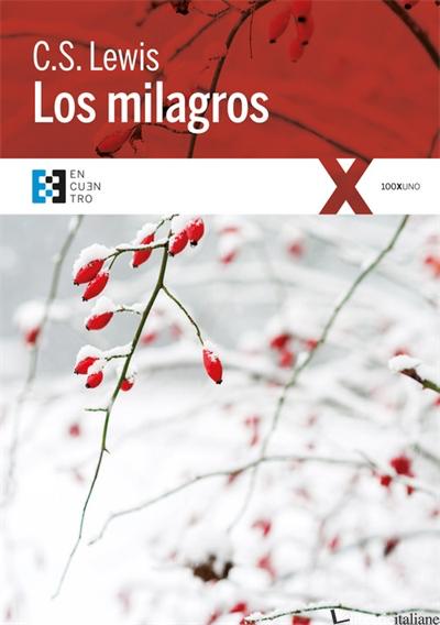 LOS MILAGROS - LEWIS C.S.