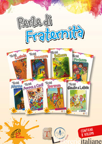 PERLE DI FRATERNITA' - GAMBARDELLA E. (CUR.); CHIU F. (CUR.)