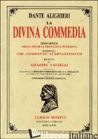 DIVINA COMMEDIA (LA) - ALIGHIERI DANTE; VANDELLI G. (CUR.); POLACCO L. (CUR.)