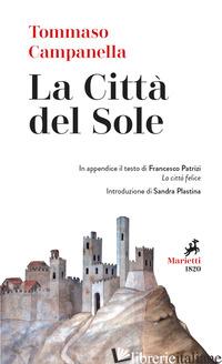 CITTA' DEL SOLE (LA) - CAMPANELLA TOMMASO