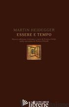 ESSERE E TEMPO - HEIDEGGER MARTIN; VOLPI F. (CUR.)