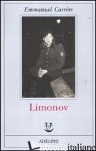 LIMONOV - CARRERE EMMANUEL
