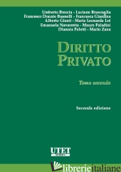 DIRITTO PRIVATO. VOL. 2 - AA.VV.