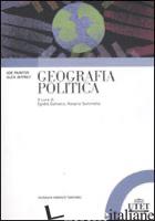 GEOGRAFIA POLITICA - PAINTER JOE; JEFFREY ALEX; DANSERO E. (CUR.); SOMMELLA R. (CUR.)