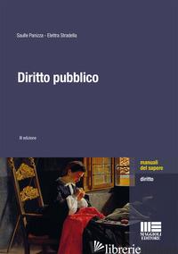DIRITTO PUBBLICO - PANIZZA SAULLE; STRADELLA ELETTRA