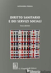 DIRITTO SANITARIO E DEI SERVIZI SOCIALI - PIOGGIA ALESSANDRA