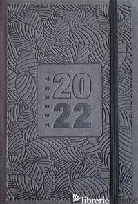AGENDA SETTIMANALE POCKET 2022. EDIZ. NERA - AA.VV.