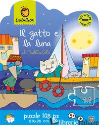 GATTO E LA LUNA. PUZZLE 108 PEZZI (IL) - COSTA NICOLETTA