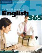 ENGLISH 365. STUDENT'S BOOK. PER LE SCUOLE SUPERIORI. VOL. 3 - FLINDERS STEVE; DIGNEN BOB; SWEENEY SIMON